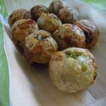 吉川屋 - 料理写真:たこ焼