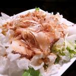 サルバシオン - 真鯛のベトナム風カルパッチョ