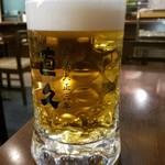 63317514 - 生ビール(450円)
