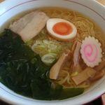 レストラン汐菜 - ラーメン