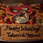 THE GUINGUETTE by MOJA - 特製デザインケーキ