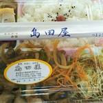 しま田 - 料理写真:焼肉弁当¥625