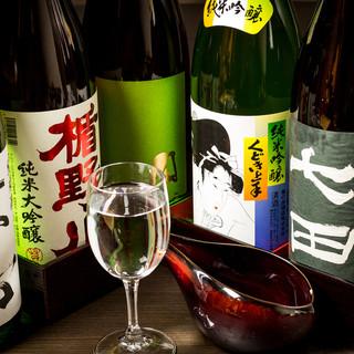 『地酒・本格焼酎』圧巻の品揃え!特別な個室で愉しむひと時…♪