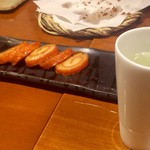 Hidaizakayakurasuke - 赤巻きかまぼこ
