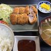 とん亭 - 料理写真:ヒレかつ定食 1120円                                                     テーブルから灰皿が消えてた♪♪