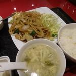 泰豊楼 - 姜汁燒肉