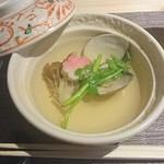 Kyounosakanakatsugi - 蛤のしんじょう