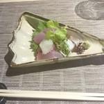 Kyounosakanakatsugi - お造り