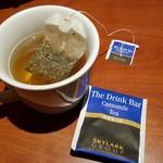 ガスト - 紅茶です。