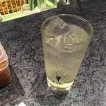 居酒屋ぴっき - ドリンク写真:レモンサワー