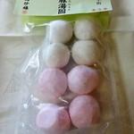 63320618 - 黒胡麻湯圓(冷凍)