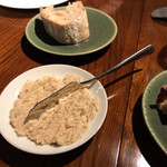 63320953 - 豚のリエットと自家製パン