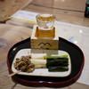 信州くらうど - 料理写真:日本酒&漬物~☆