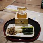 信州くらうど - 日本酒&漬物~☆