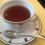 オステリア・ルッカ - 紅茶