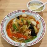 餃子の王将 - 中華飯(540円)
