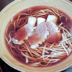 緒川 - 鴨南蛮