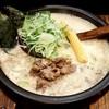 らぁめん うしごろ - 料理写真:白丸らぁ麺(720円)