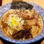 麺堂 香 - ゆず醤油ラーメン(680円)