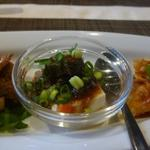 施家菜 - 自家製タレのピータン豆腐