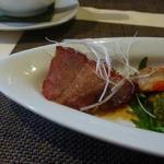 施家菜 - イベリコ豚の焼豚広東スタイル