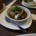 施家菜 - セットの蒸し魚