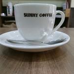 サニー コーヒー - マグカップ(17-03)