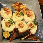 千寿亭 - くるみ冷し素麺 1,050円