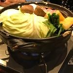 63333168 - はちきん地鶏の水炊き (2人前〜)1人前1800円(3600円)