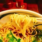 麺鮮醤油房 周平 - 麺はお店で製麺していると豪語する!!