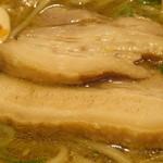 和 dining 清乃 - 紀ノ国地鶏 塩の豚バラ肉チャーシュー
