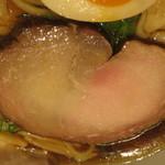 和 dining 清乃 - 炭火焼きのもも肉チャーシュー