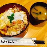 Niimura - カツ丼ランチ(¥780)