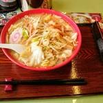 わいわい - ゴマ味噌ラーメン ¥700