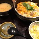 63337026 - 伊達鶏の親子丼¥980