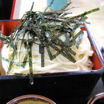 萬屋 - ざるセット蕎麦大もり