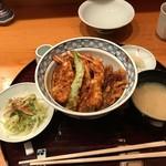 63340814 - 天丼(税込み1620円)