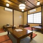 近江町食堂 - 満月(最大18名)座敷