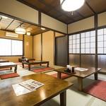 近江町食堂 - 光彩満月(最大30名)襖を開けて一つのお部屋にします