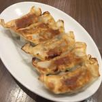 青菜 - 餃子