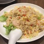 青菜 - 海鮮レタス炒飯