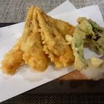 彩め - 蟹の天ぷら