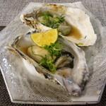 彩め - 焼き牡蛎