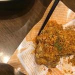 旨唐揚げと居酒メシ ミライザカ - 辛チキン