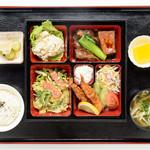 琉球亭 - 料理写真:琉球弁当