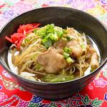 琉球亭 - 肉野菜そば