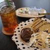 &BAKE - 料理写真:シフォンケーキと紅茶
