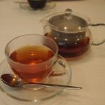 63347289 - モーニングセットの紅茶