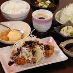 とんかつ たる蔵 - 女性に人気のレディース膳