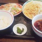 63361882 - ランチ(麺大盛り)